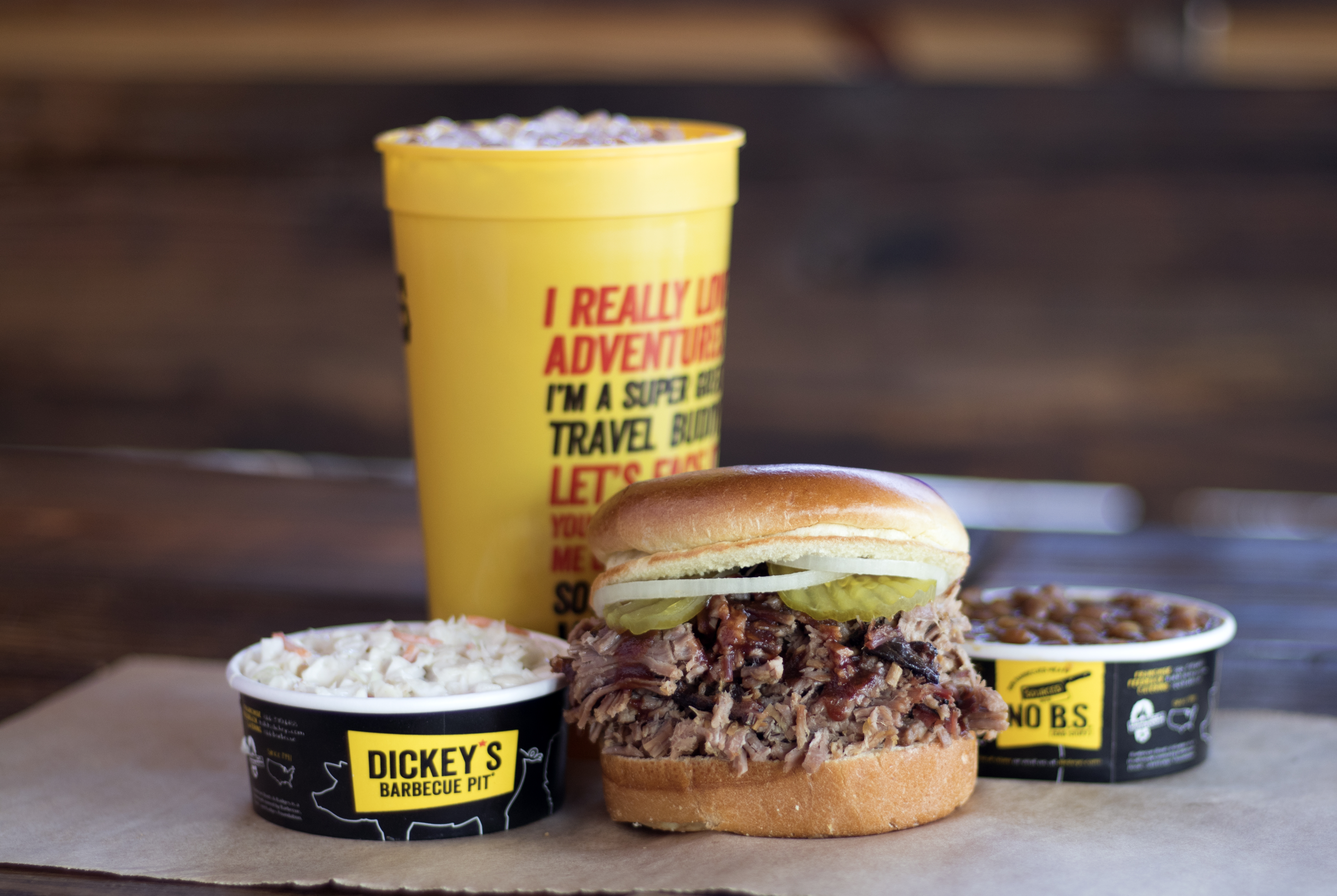 All About Ann Arbor: Dickey's Barbecue Pit opening in Ann Arbor Oct. 26