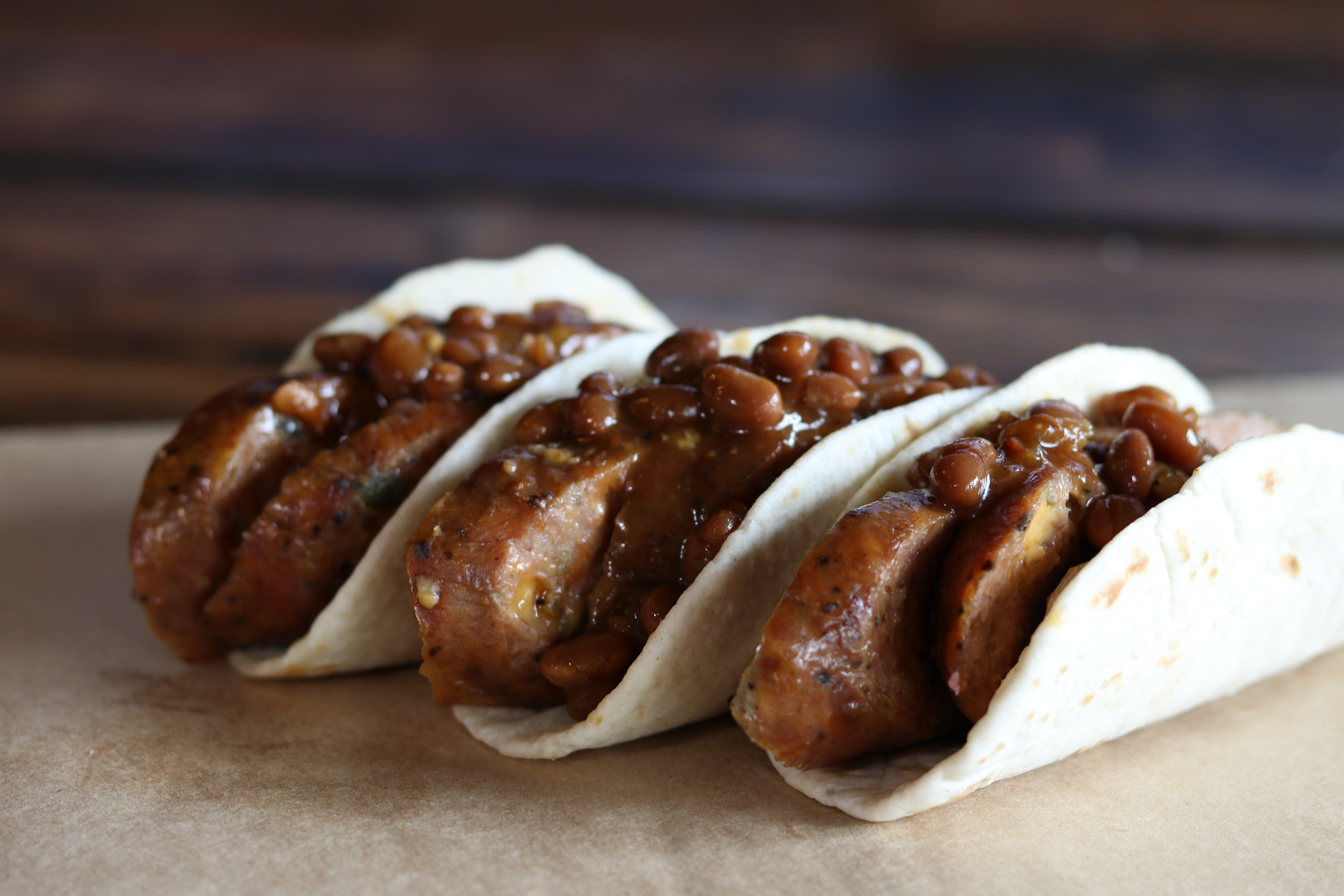 Dickey's Barbecue Pit Features Frank & Beans Taco in October, Spicing Up a Childhood Favorite