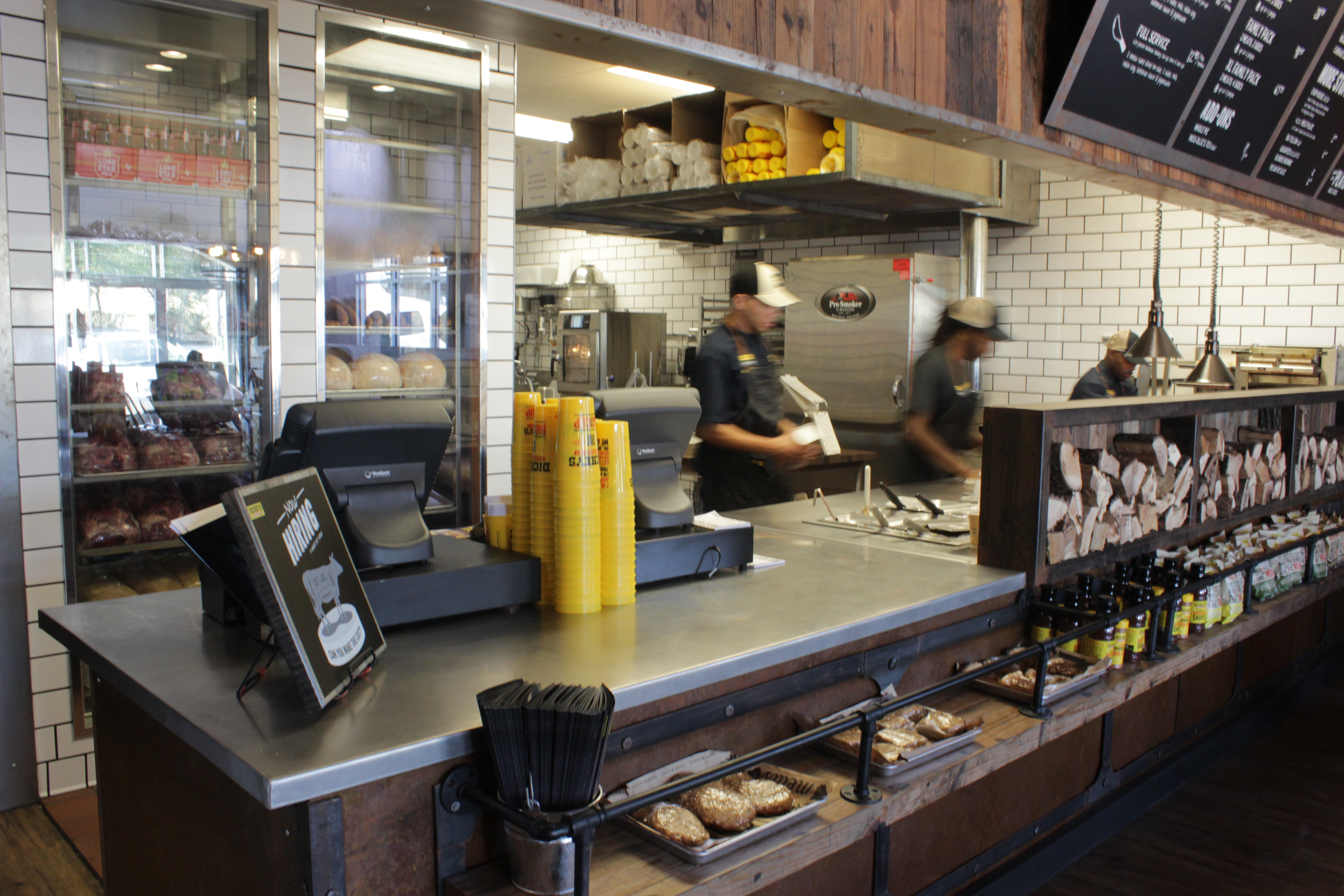 Foodservice Equipment Reports: KITCHEN DESIGN: Smokin' In Style
