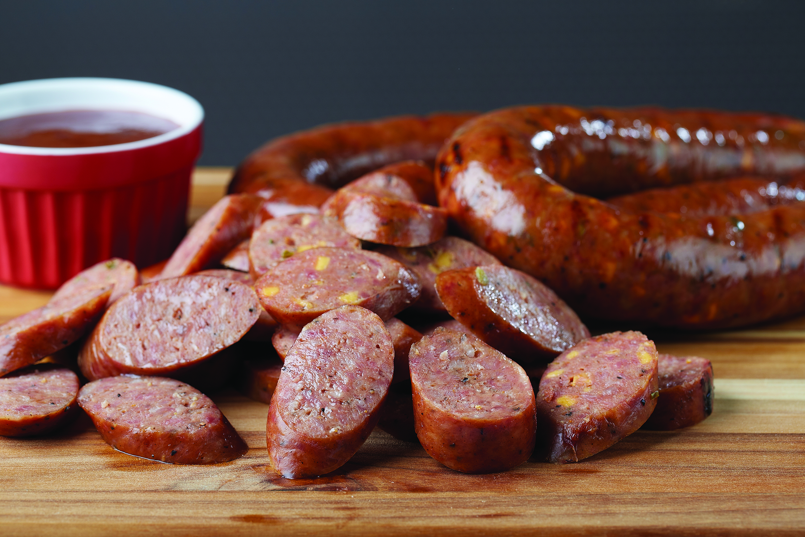 Smoked Sausages are hitting Safeway Shelves