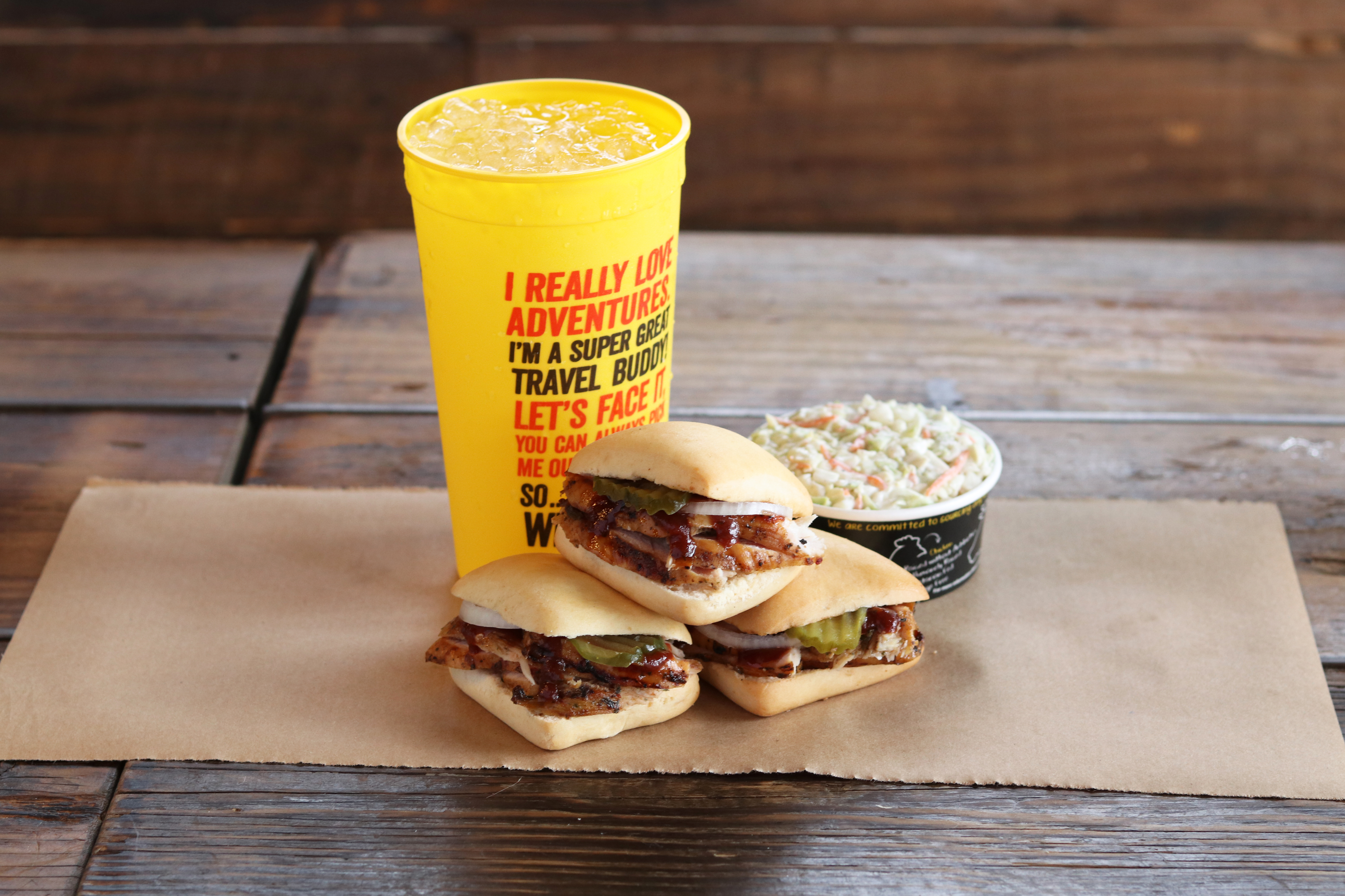 Dickey's Sliders and Butcher Tacos