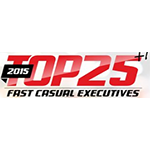 Fast Casual 2016: Top 25 Executives