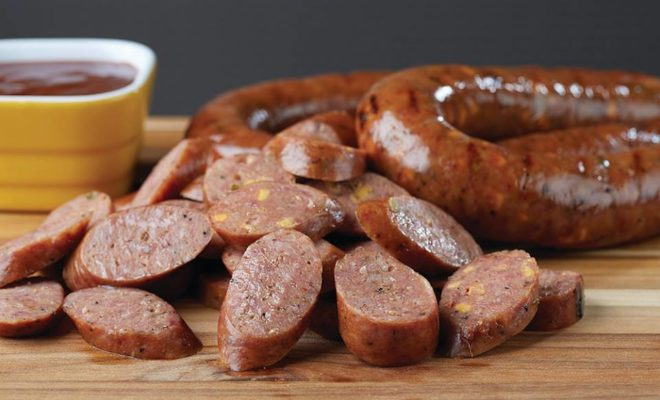 Dickey's Signature Sausage on 110 Kroger Store Shelves