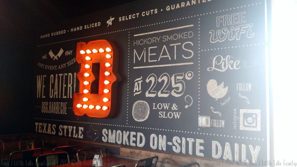 Little Lake Country: Little Reviews: Dickey's Barbecue Pit, Gurnee