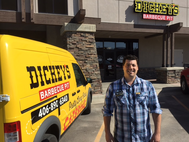 Franchise POD: Dickey's Barbecue Pit Gets Smokin' in Kalispell