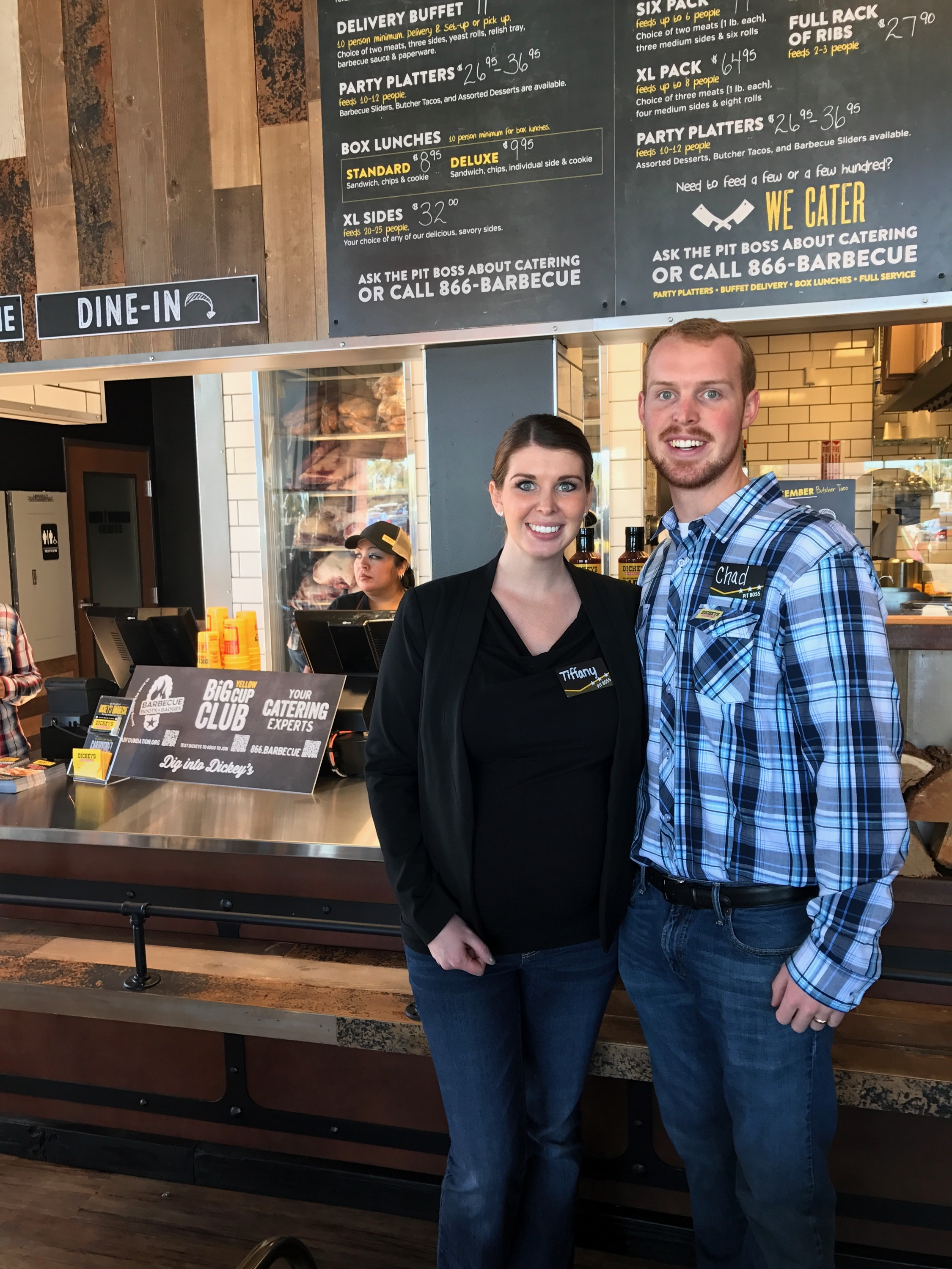 Local Entrepreneurs Open Their Second Dickey's Barbecue Pit Location in Arizona