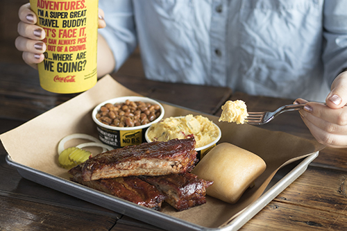 Dickey's Barbecue Fires Up the Pit in Kennedale, Texas
