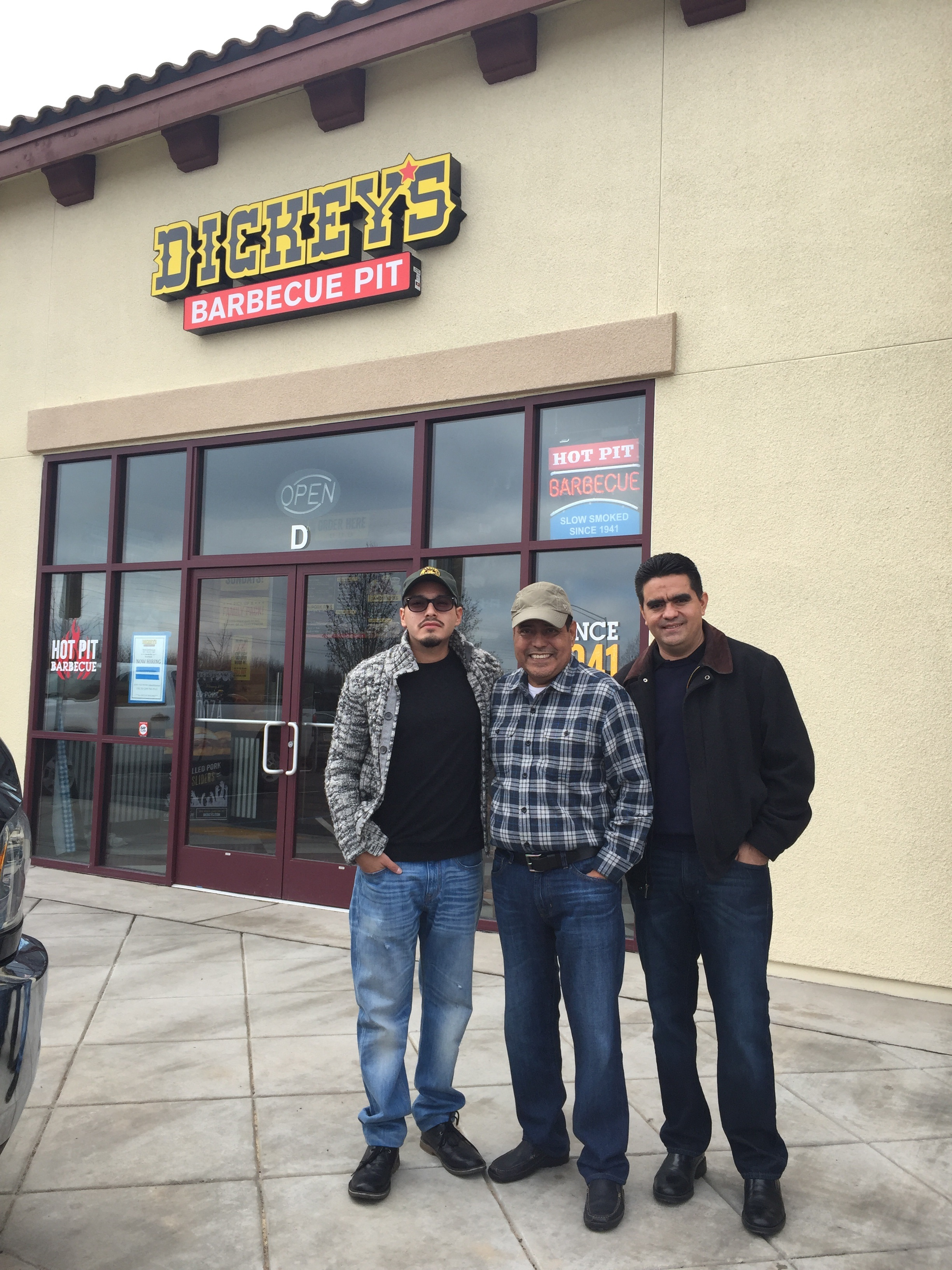 Dickey's Barbecue Pit Brings a Taste of Texas to Riverbank