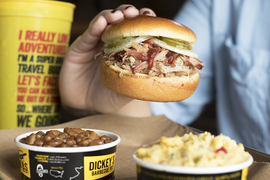 Dickey's Barbecue Pit Fires Up the Pit in Mesa, AZ