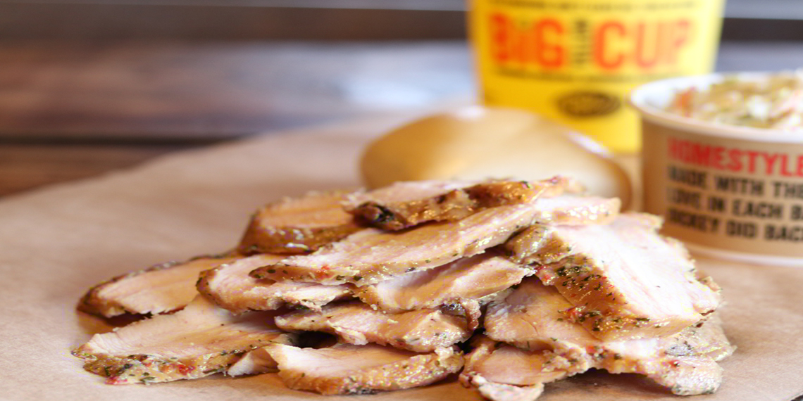 Traverse City Record: Dickey's Barbecue Pit to open TC location