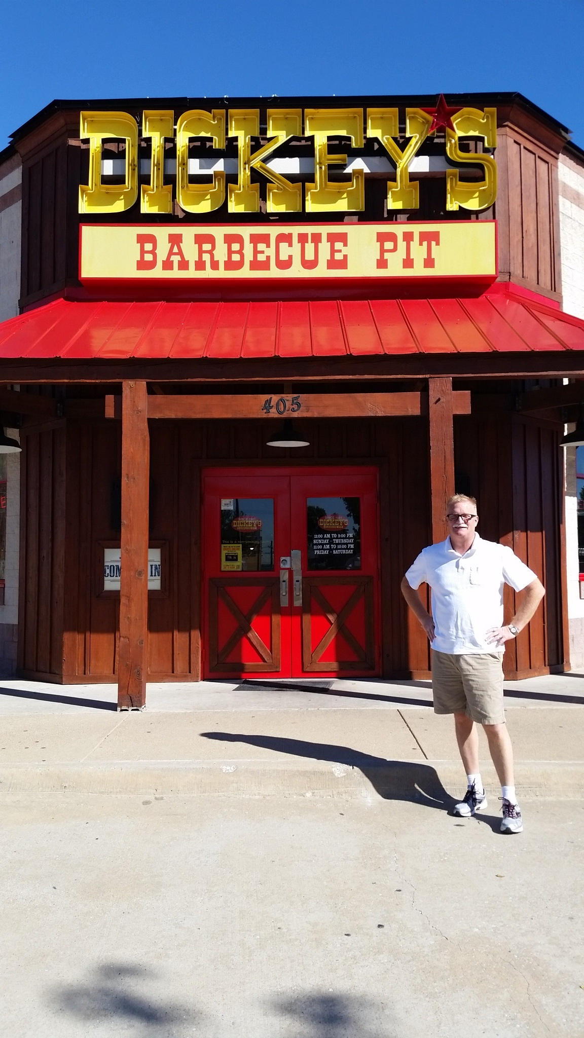 Dickey's Barbecue Pit Expands in Home-State: Three New Locations to Open in North Texas