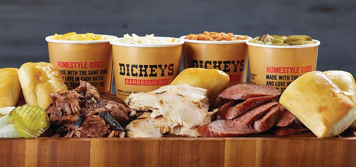Dickey's to open 100th California location
