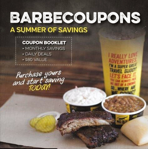 Dickey's Barbecue Pit Announces Summer Savings with Barbecoupons