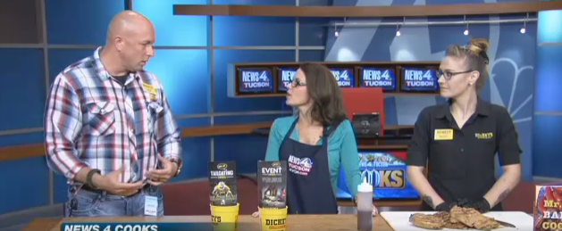 News 4 Cooks: Dickey's Barbecue Pit Makes Smoked Chicken