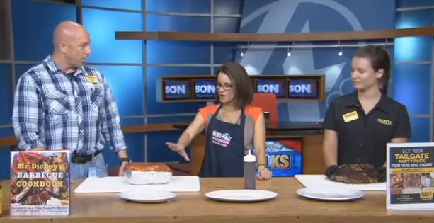 KVOA 4: News 4 Cooks: Pulled Pork