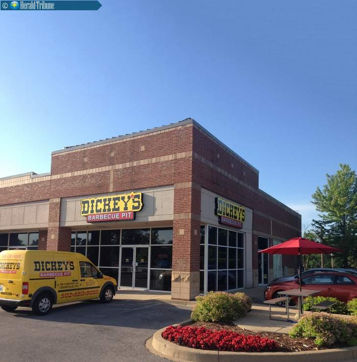 The Advocate: Dickey's Barbecue Pit planning store in Baton Rouge, along with seven others along I-10 corridor