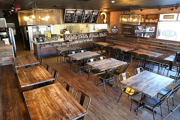Dickey's debuts new prototype restaurant