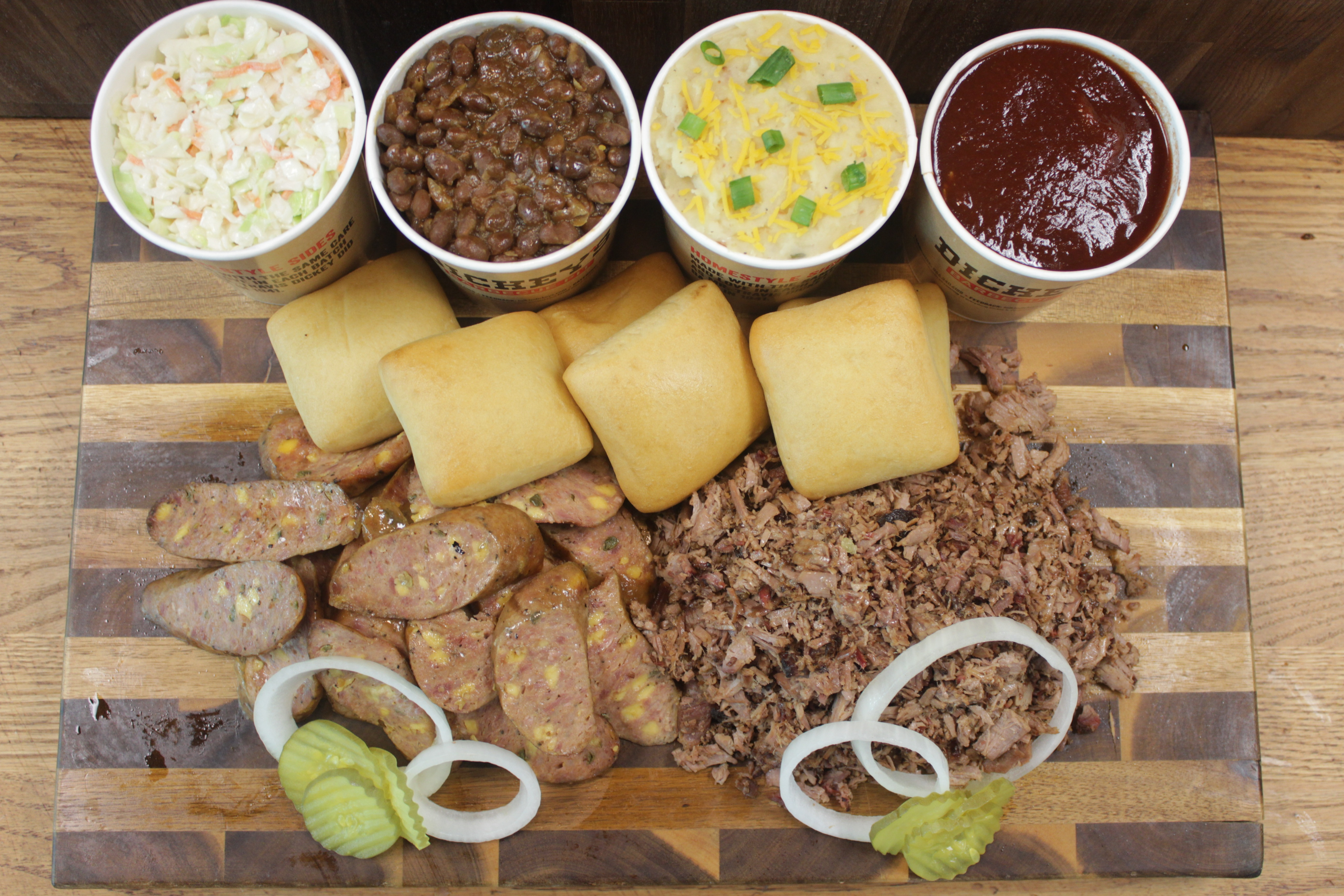 Press Release: Dickey's Barbecue Pit Announces Expansion Into 44th State