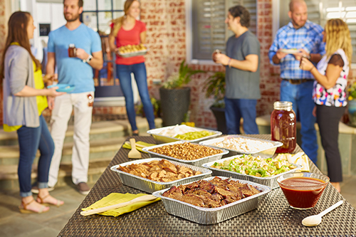 Beef Up Your Memorial Day Weekend with 10% Off Dickey's Barbecue Catering