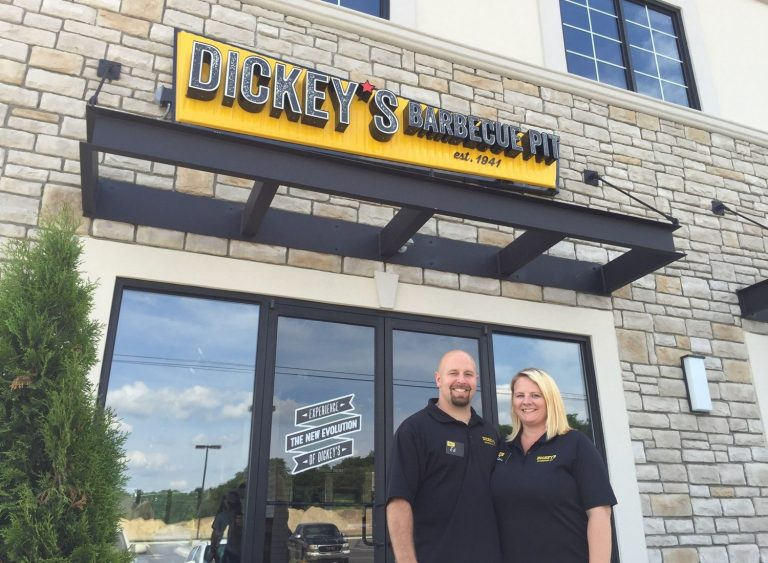 Dickey's Barbecue Pit Owner/Operator Opens His Third Location in Lake Orion, Michigan