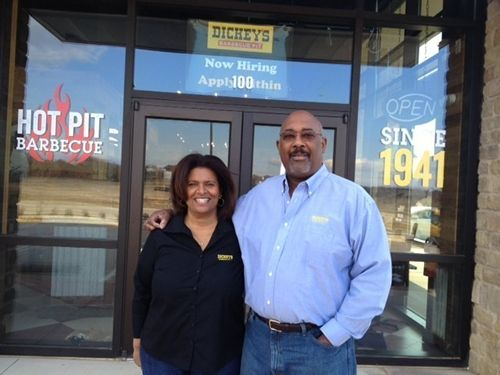 Dickey's Barbecue Pit Slow Smokes Into Bartonville