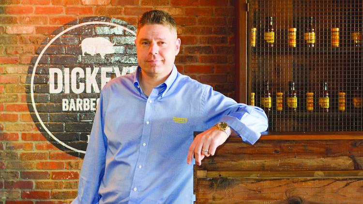 Three Questions with ... Dickey's Barbecue Restaurants Inc. CEO Roland Dickey Jr.