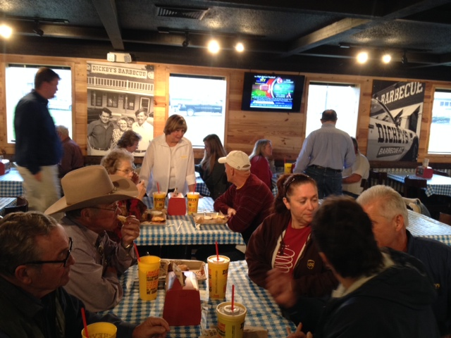 Dickey's Barbecue Pit Continues Expansion Plans Across the Grand Canyon State