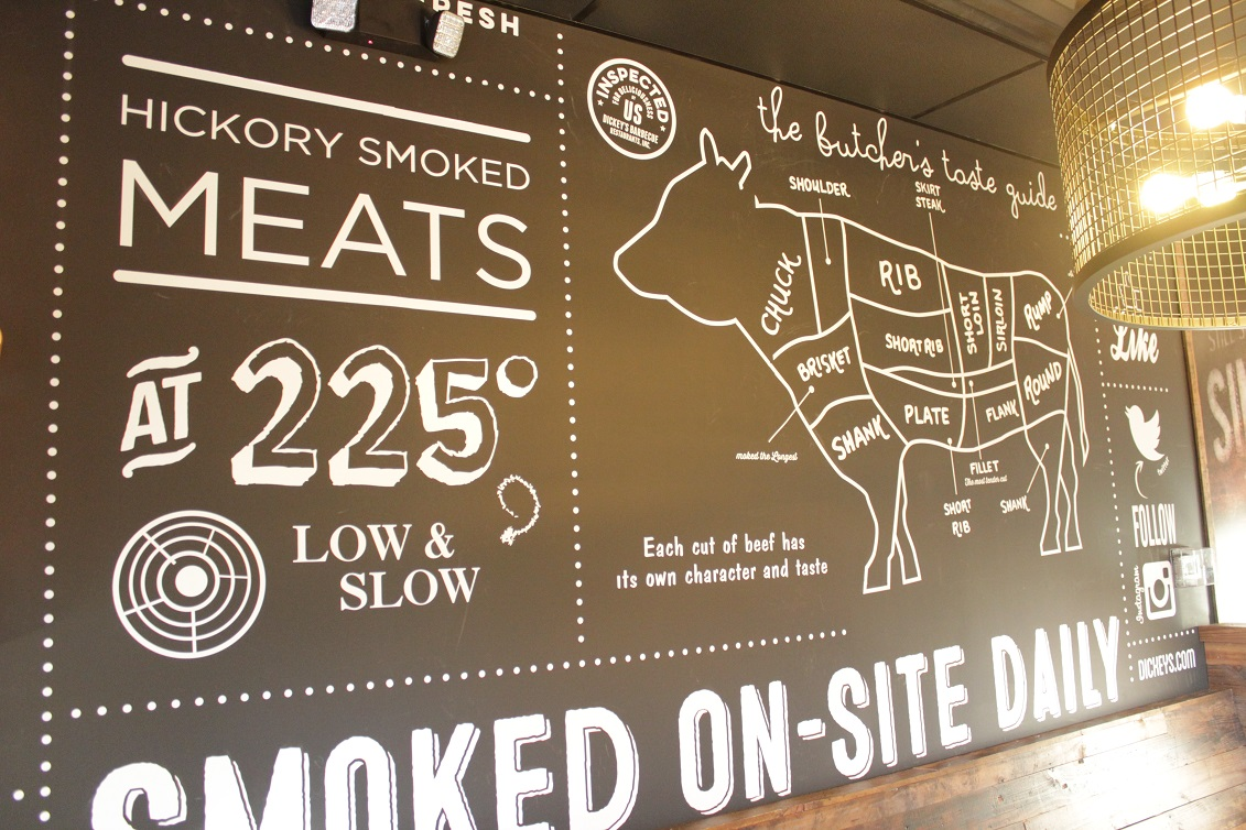 Army Veteran Opens Dickey's Barbecue Pit in Starkville