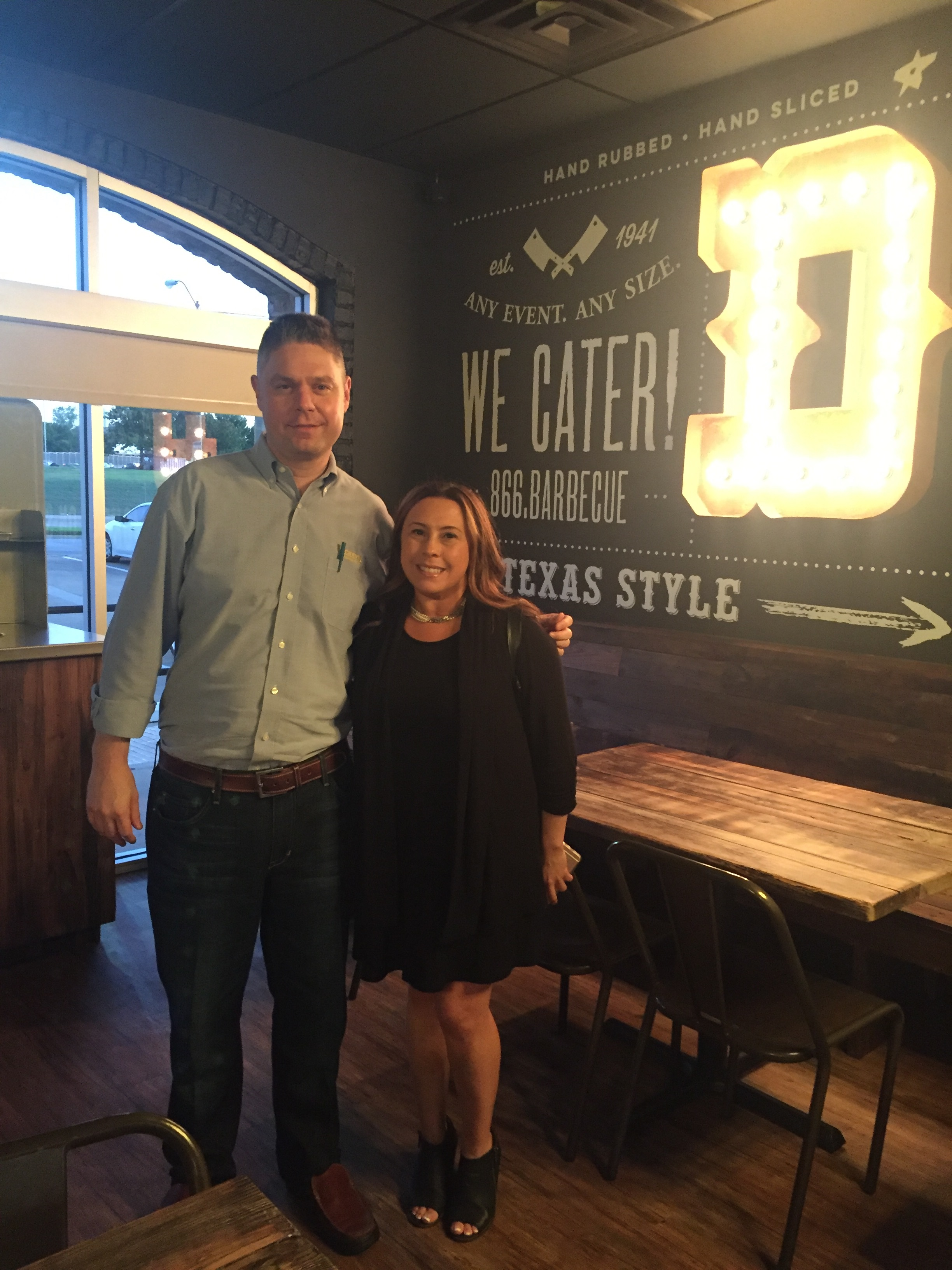 Gina Young Serves as Sole Female Member of Dickey's Barbecue Pit Owner/Operator Council