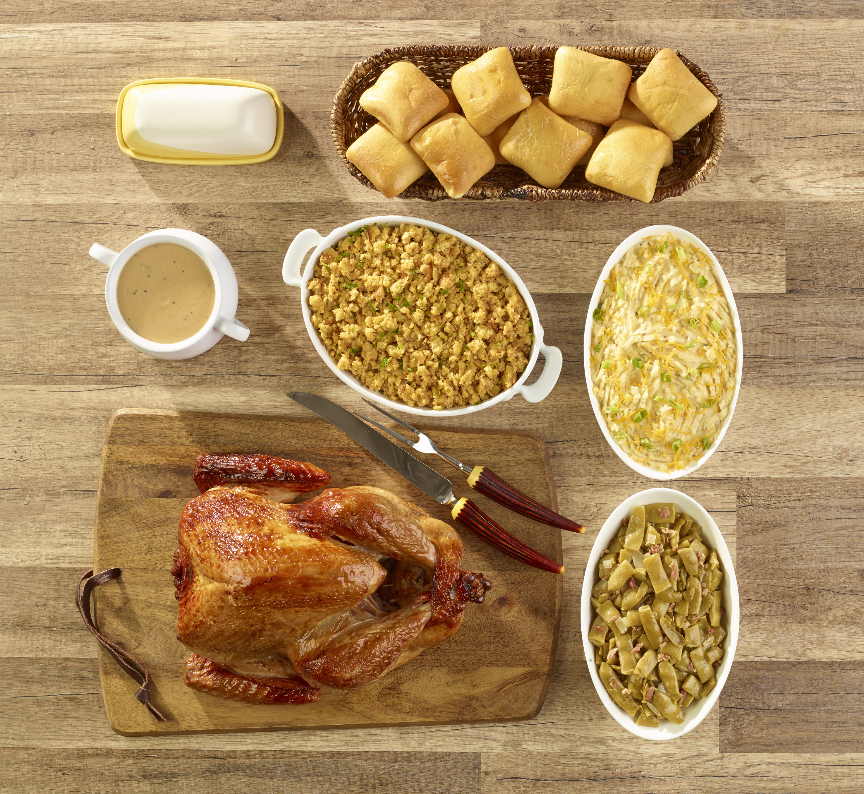 Dickey's Barbecue Pit Adds to Holiday Supply to Offer Signature Holiday Feasts