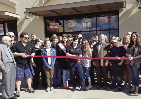 Ledger Dispatch: Jackson Family Reopens Dickey's