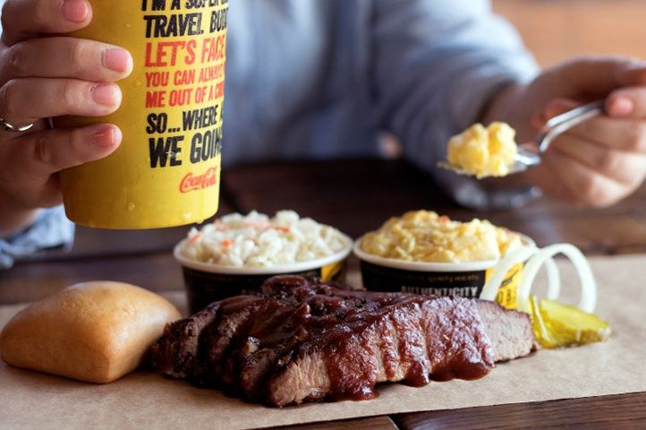 Lebanon Democrat: Founder's son, former CEO visits Dickey's Barbecue Pit in Lebanon