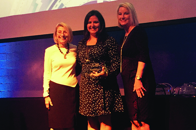 Laura Rea Dickey Recognized as Honoree in Dallas Business Journal's 2015 Women in Technology Awards