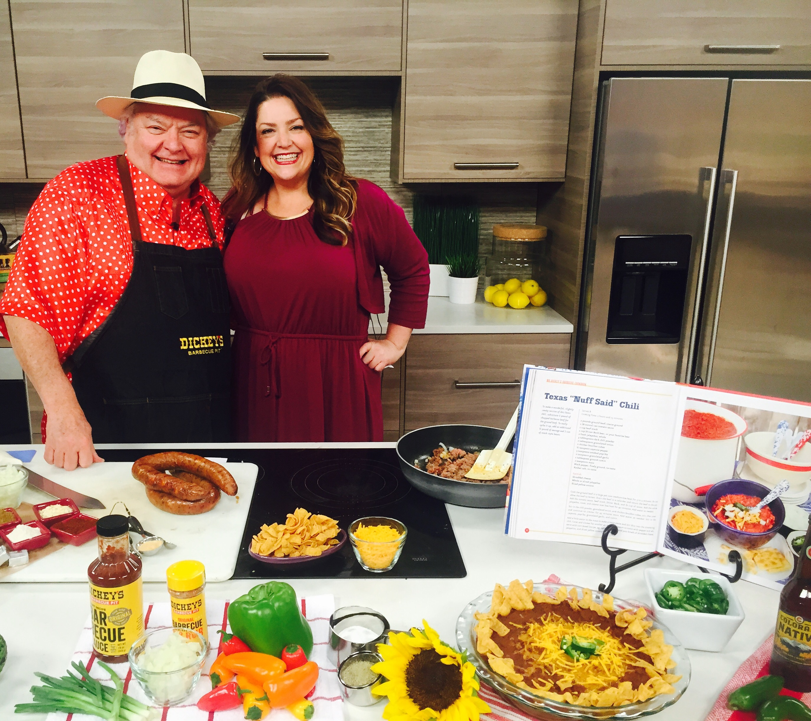 FOX31 Everyday: Dickey's Barbecue Pit 75th Anniversary & More!