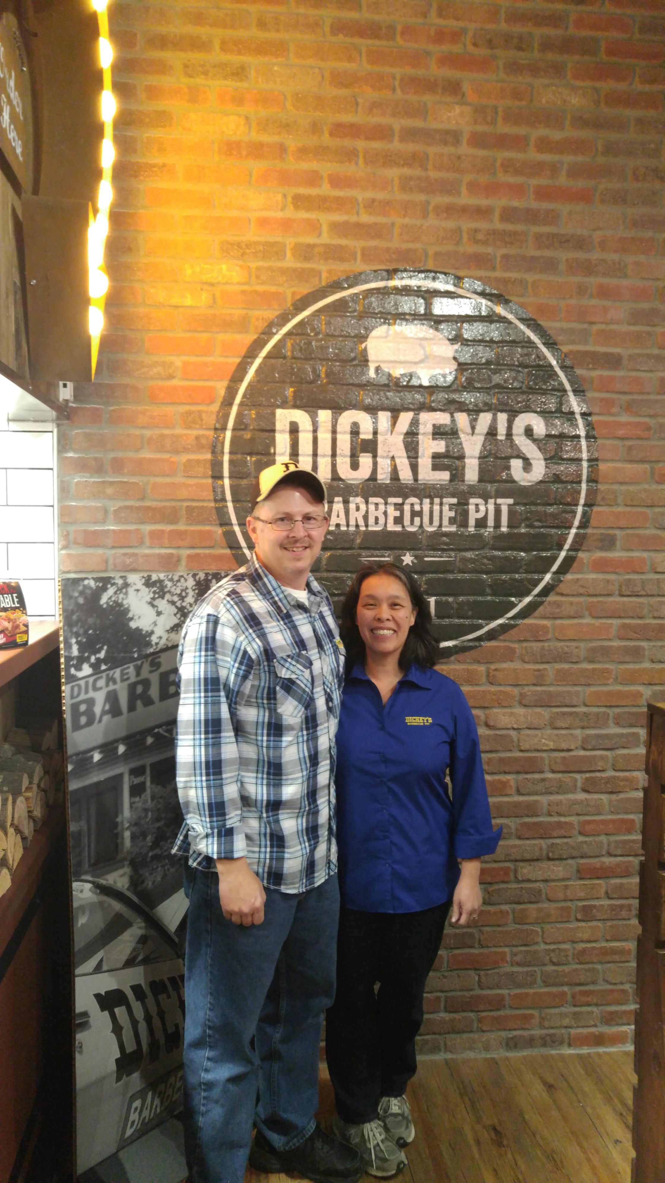 Dickey's Fires Up the Pit in Cary, NC