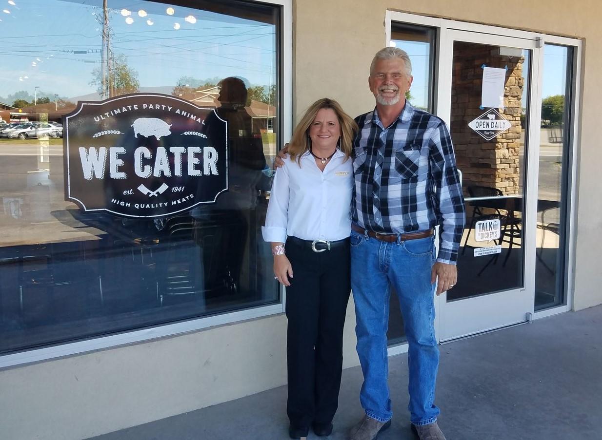 Local Entrepreneurs Bring Dickey's Texas-style Barbecue to Lebanon, TN