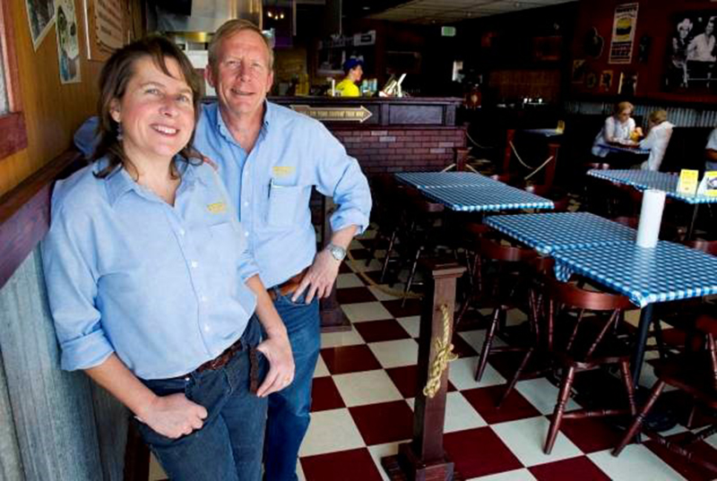 Air Force Veteran Duo Opens Their Fourth Dickey's Barbecue Pit