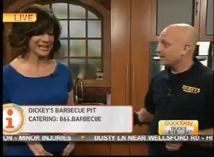 Good Day Sacramento: Dickey's BBQ Secrets