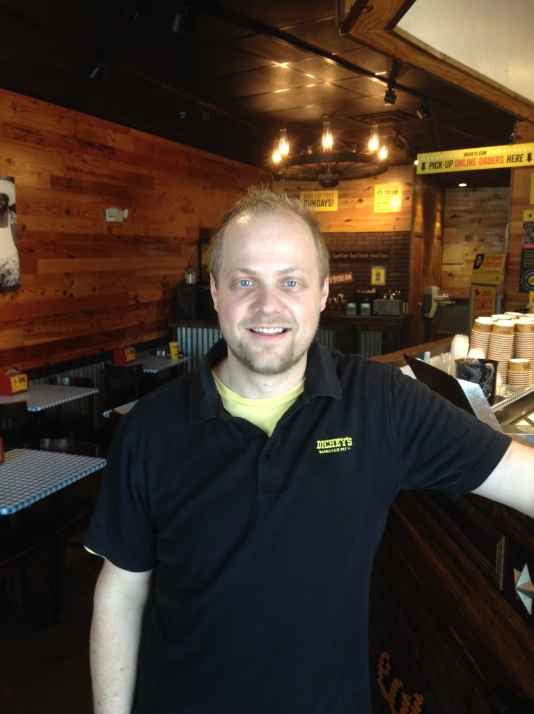 Dickey's Fires Up the Pit in Buford, GA