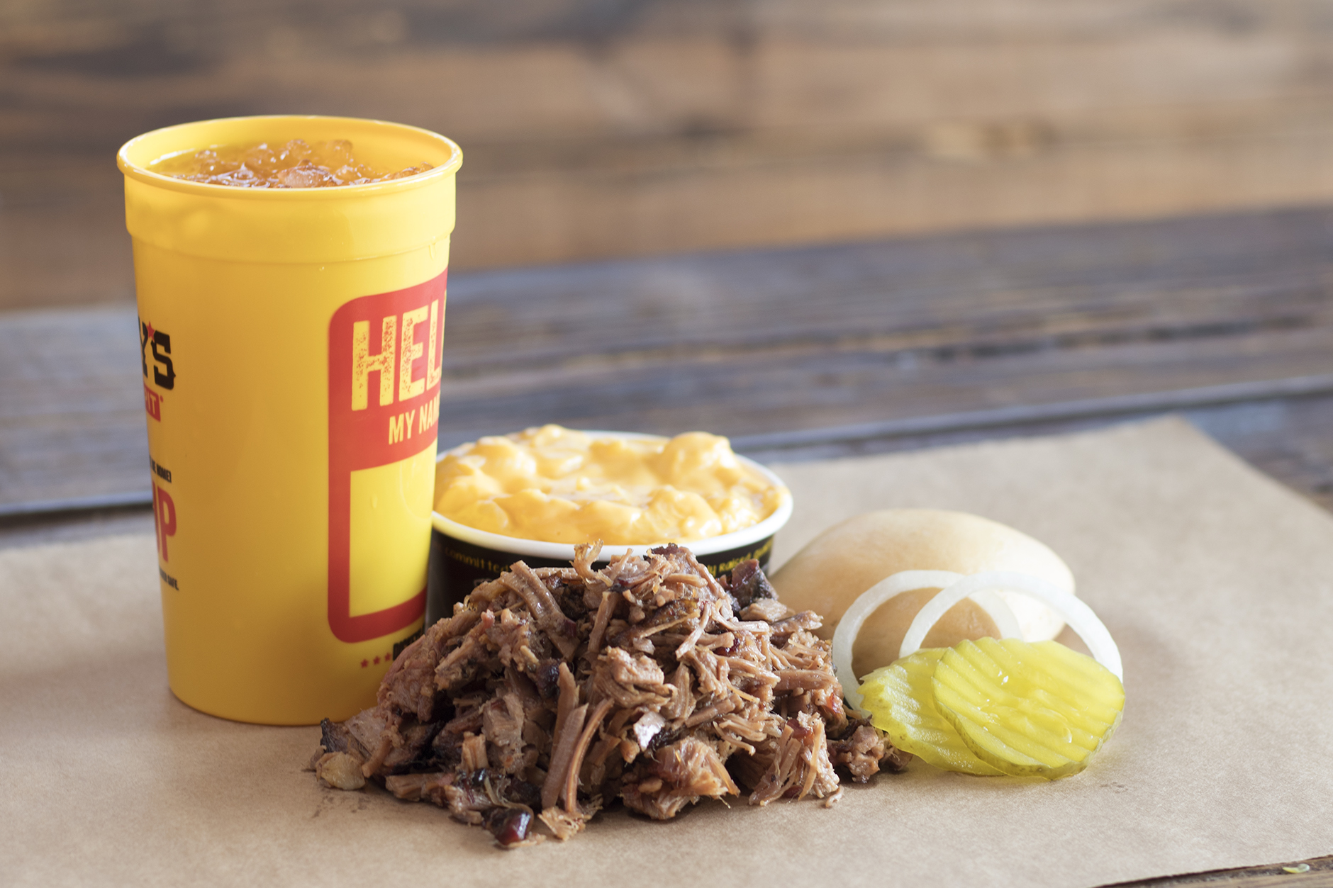 Ann Arbor Observer: Texas Barbecue at Dickey's