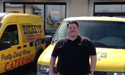 Texas-Sized Barbecue Bash To Celebrate Dickey's Barbecue Pit Opening in Pomona