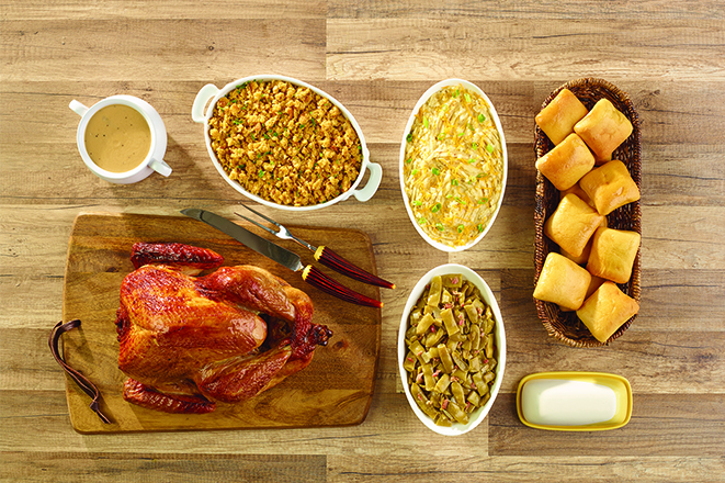 Dickey's Barbecue Pit Secures Whole-roasted and Cajun-fried Turkeys for Thanksgiving Despite Nationwide Shortage