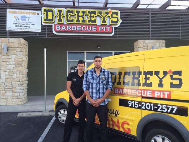 KFOX14: El Paso native opens Texas-style barbecue restaurant
