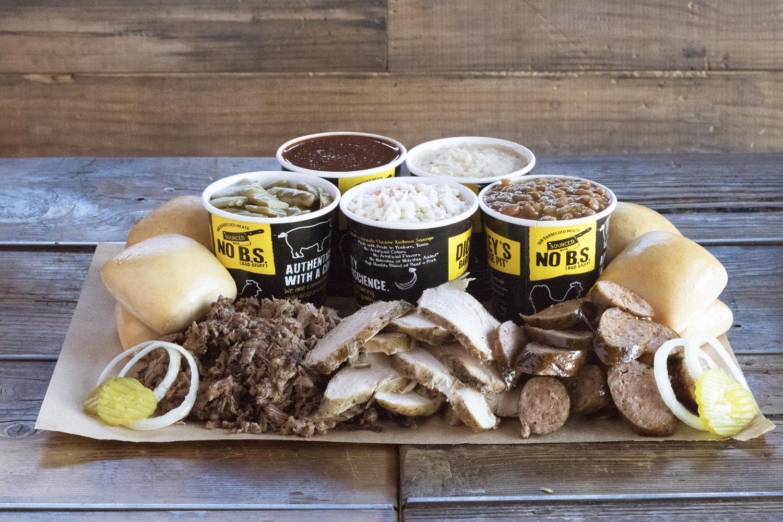KVOA 4: Dickey's Barbecue St. Louis style ribs